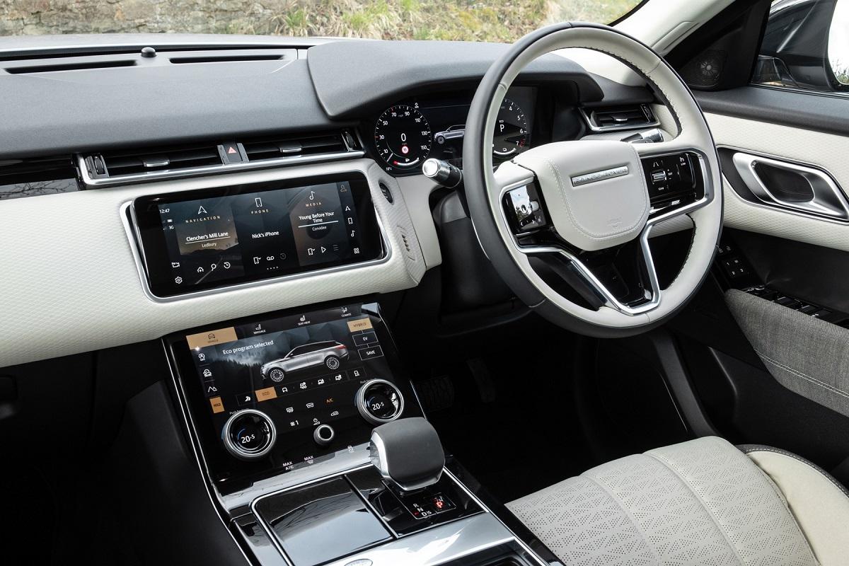 First drive: Range Rover Velar P400e PHEV
