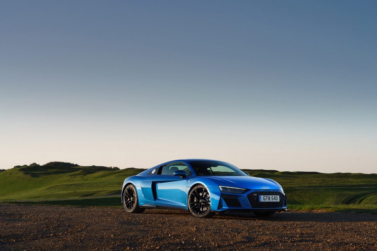 The review: Audi R8 Coupe V10 S Tronic