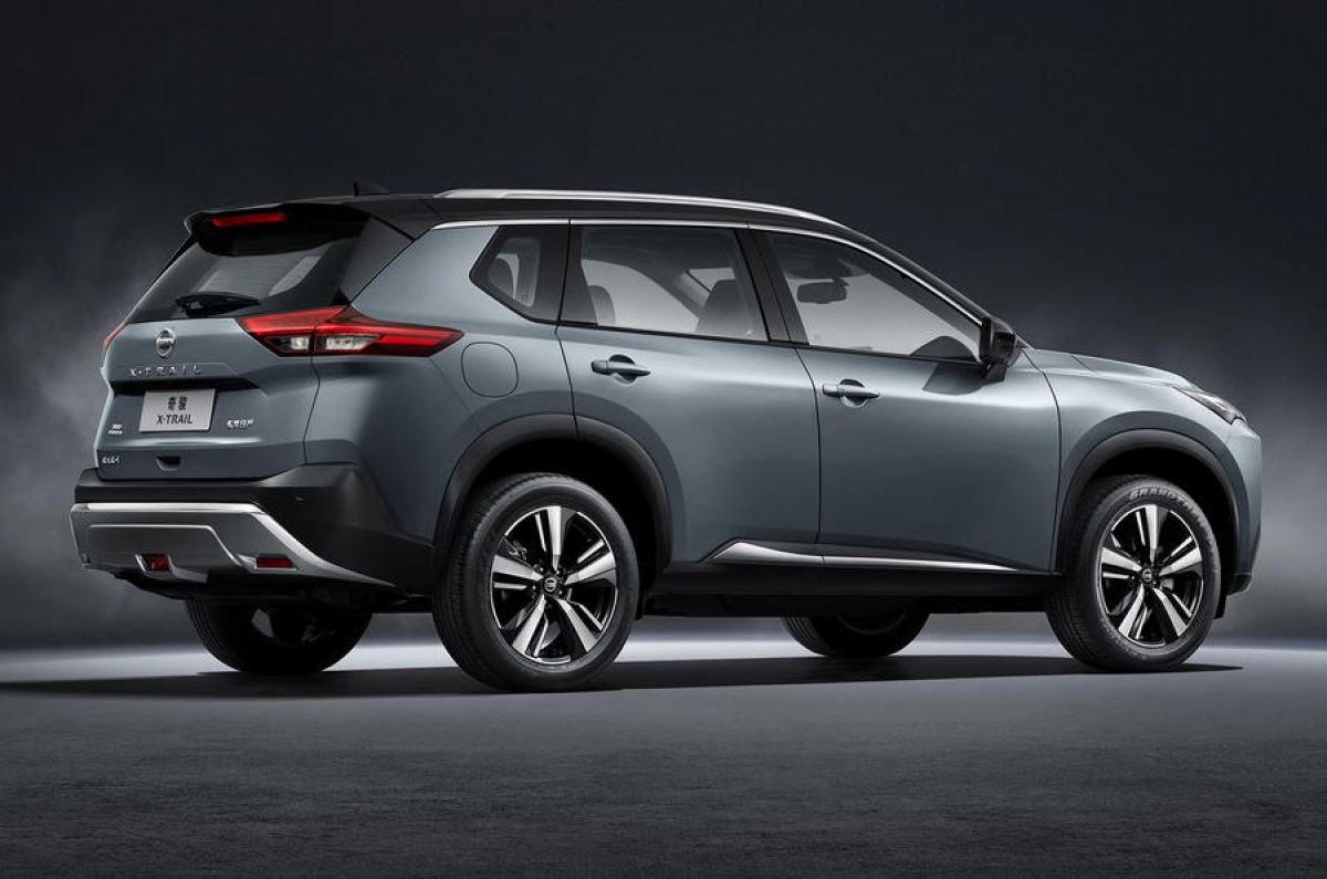 New Nissan X-Trail Debuts At Auto Shanghai 2021 (e-POWER)