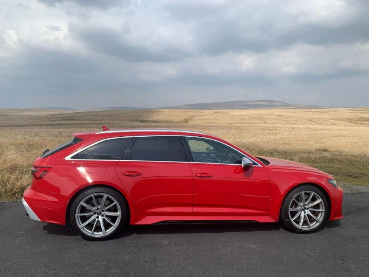 Audi RS 6 Avant: The Review