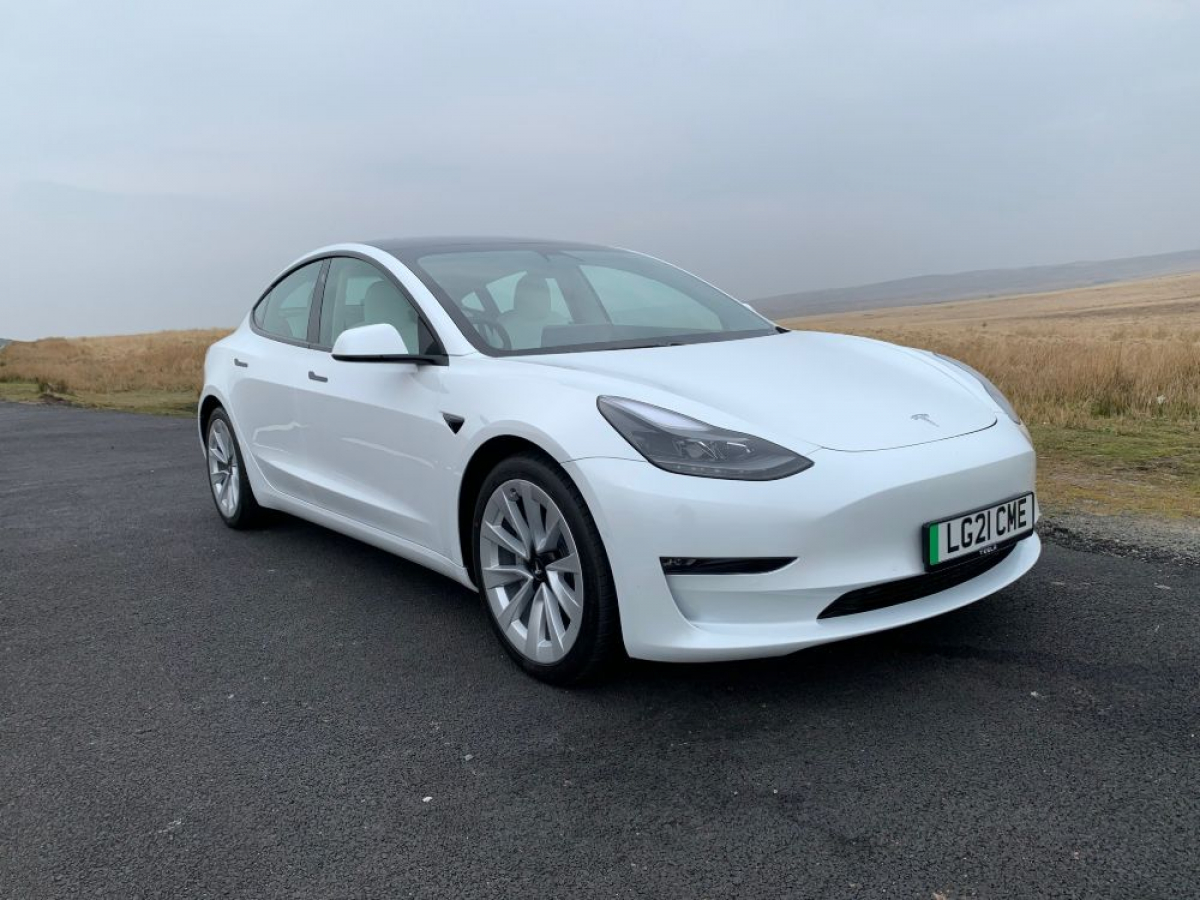 Tesla Model 3: The Review