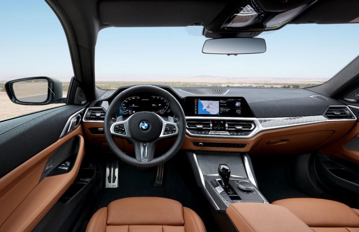 BMW M440i xDrive Coupé Review