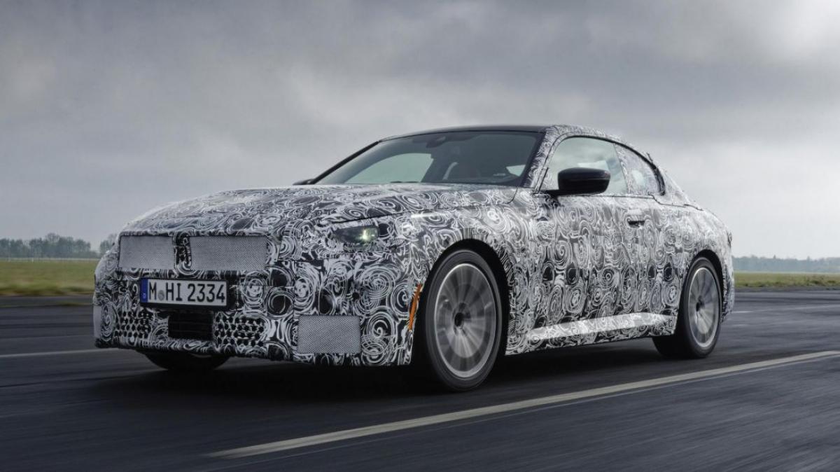 BMW reveals new 2 Series Coupe specs