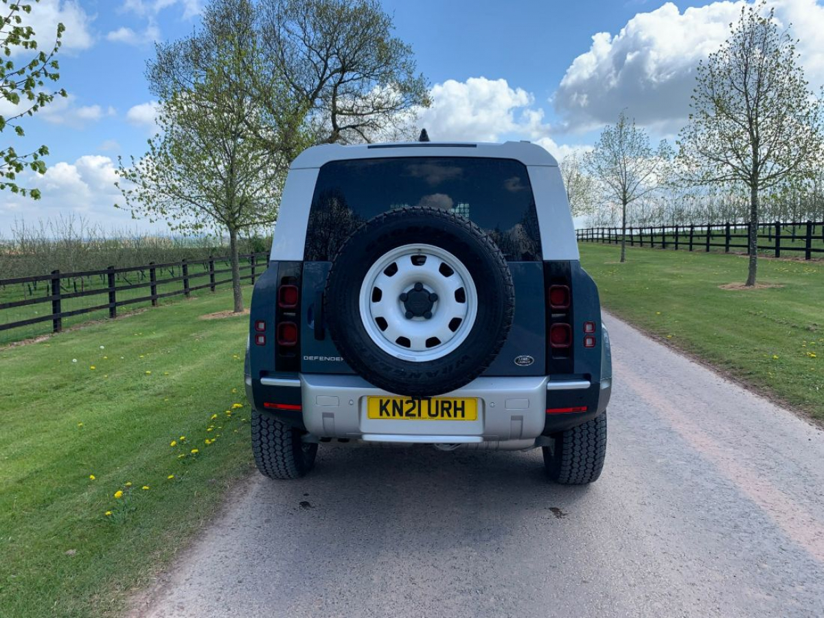 Land Rover Defender 90 Hard Top review