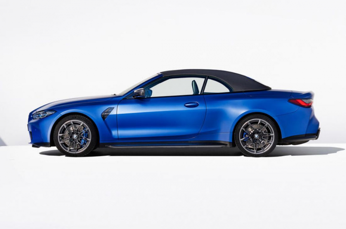 New BMW M4 Competition Convertible revealed for 2021 Image