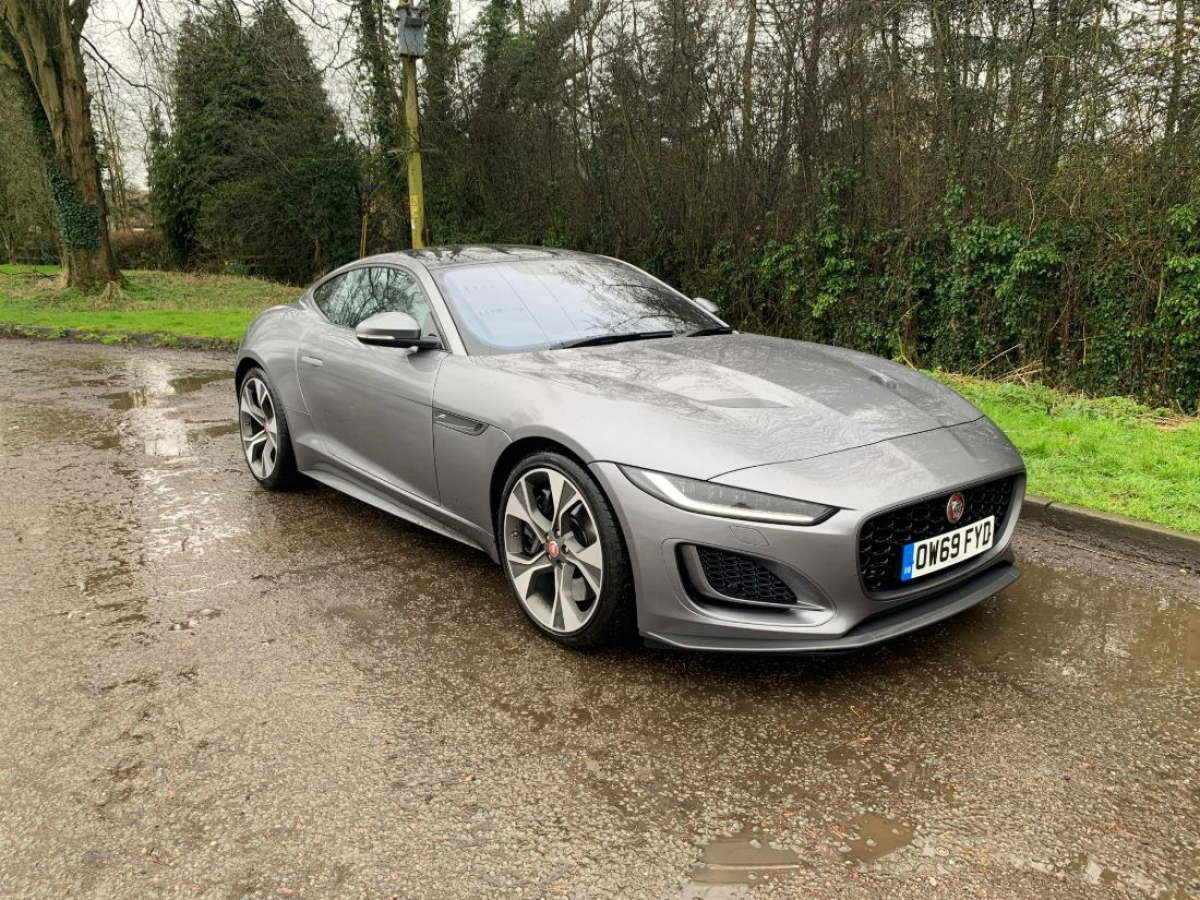 Jaguar F-Type Coupe 450ps First Edition AWD