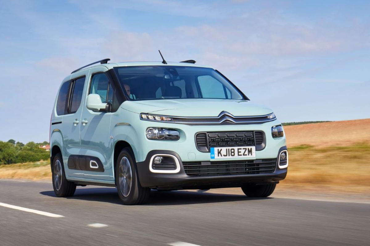 Citroen, Peugeot and Vauxhall launch Uber Eats offer