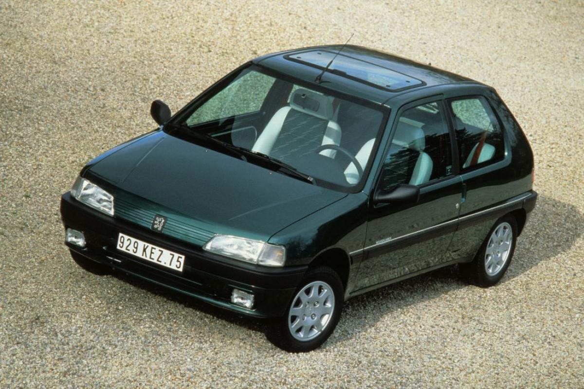 Peugeot 106 celebrates its 30th! Image