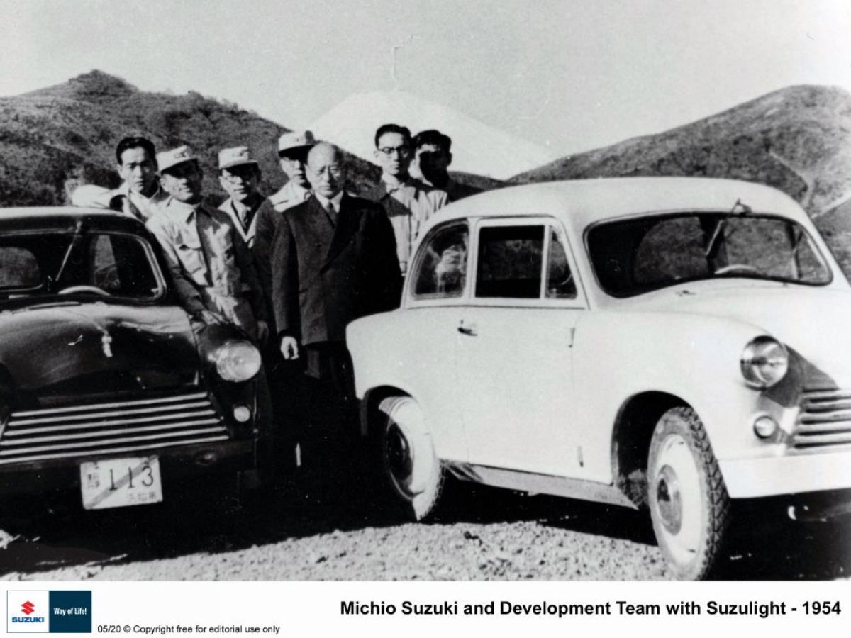 Suzuki at 100 – From the early years to today Image