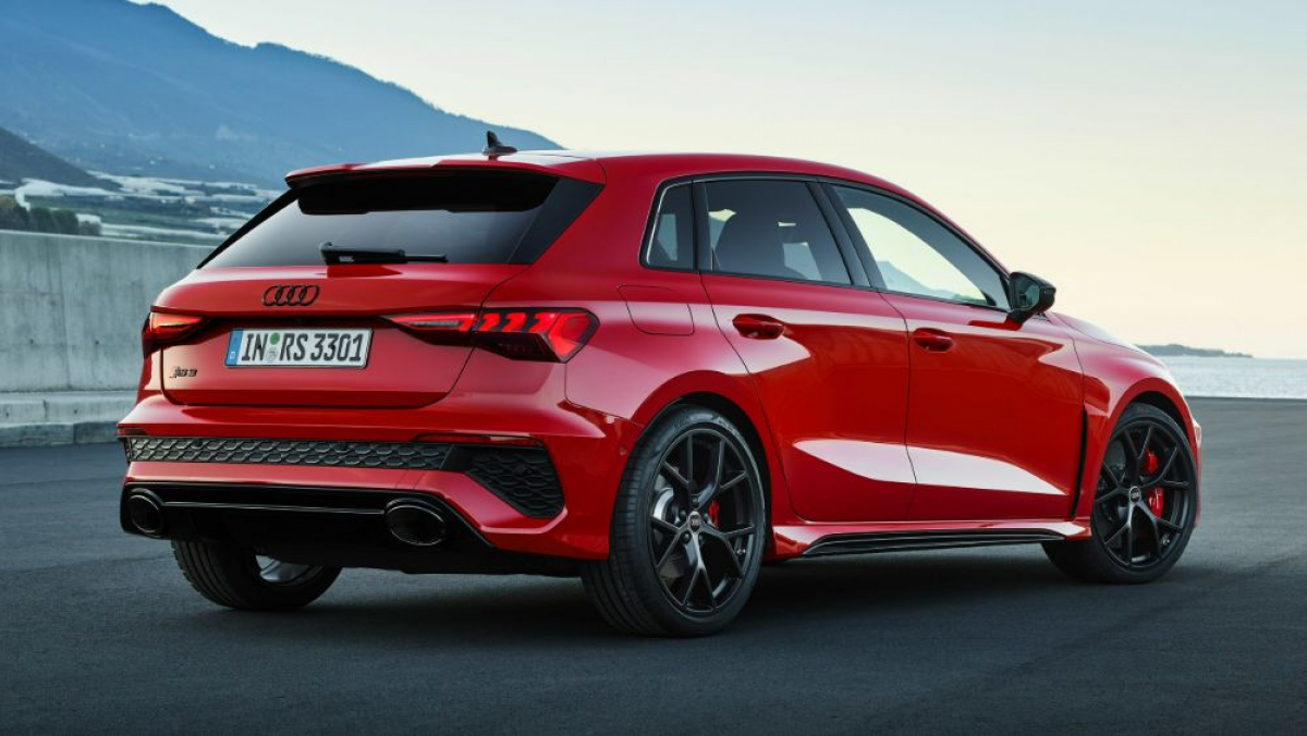 New Audi RS 3 For 2021 revealed Image