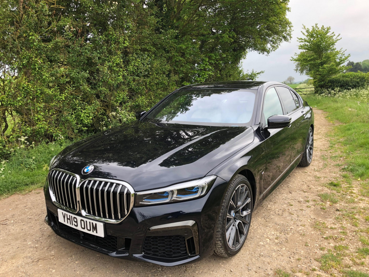 BMW 7-series Review