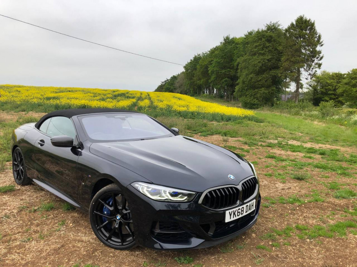 BMW 8-Series Convertible Review