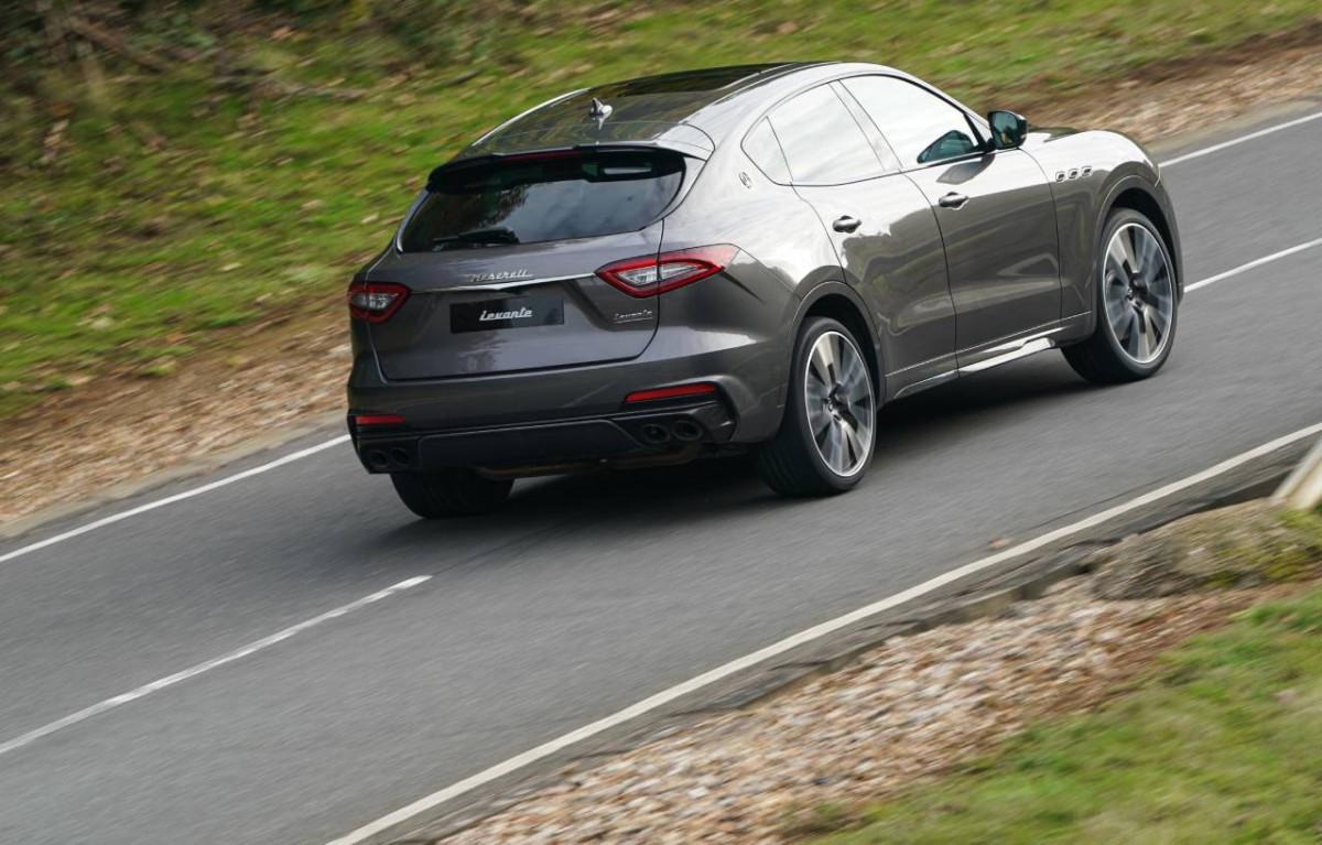 Maserati Levante Trofeo Review