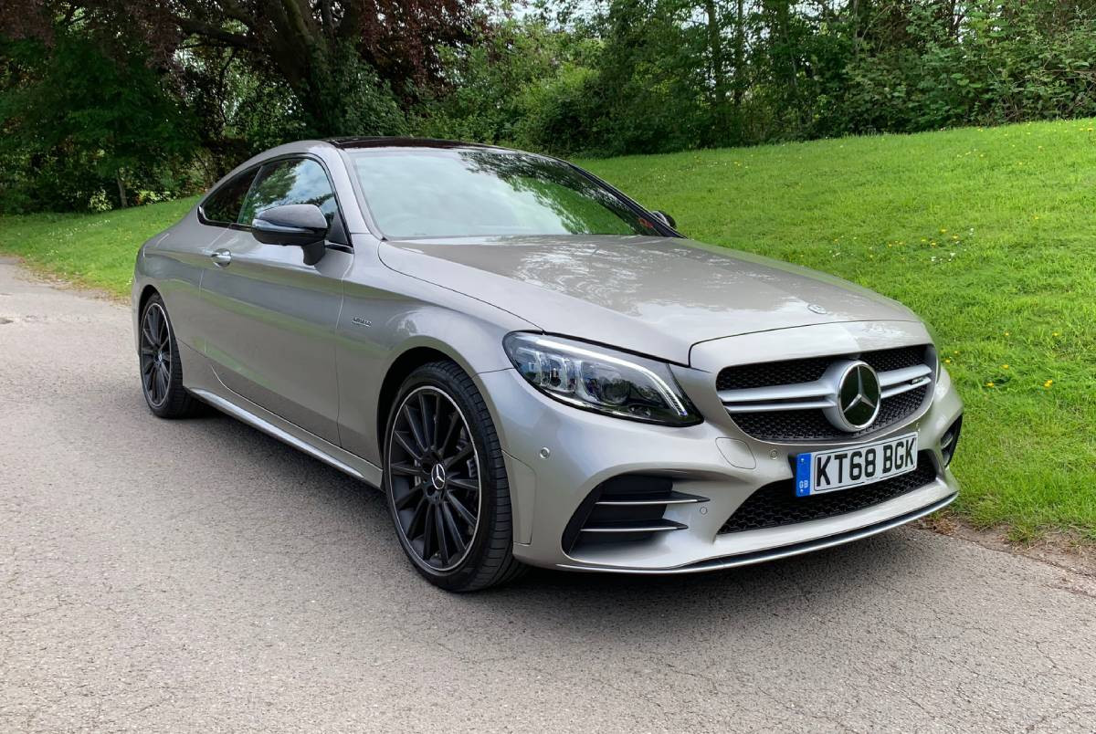 Mercedes-Benz AMG C43 Coupe Review