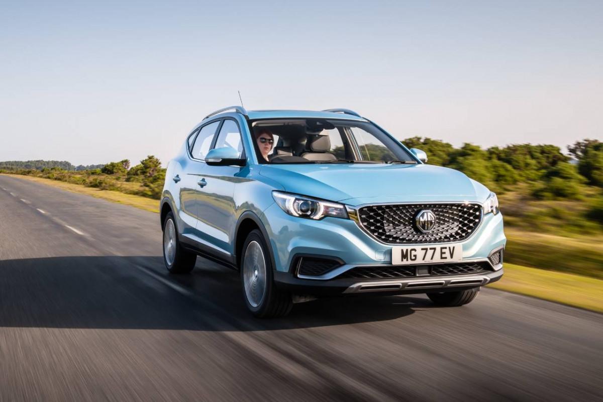 MG ZS EV 2020 Review