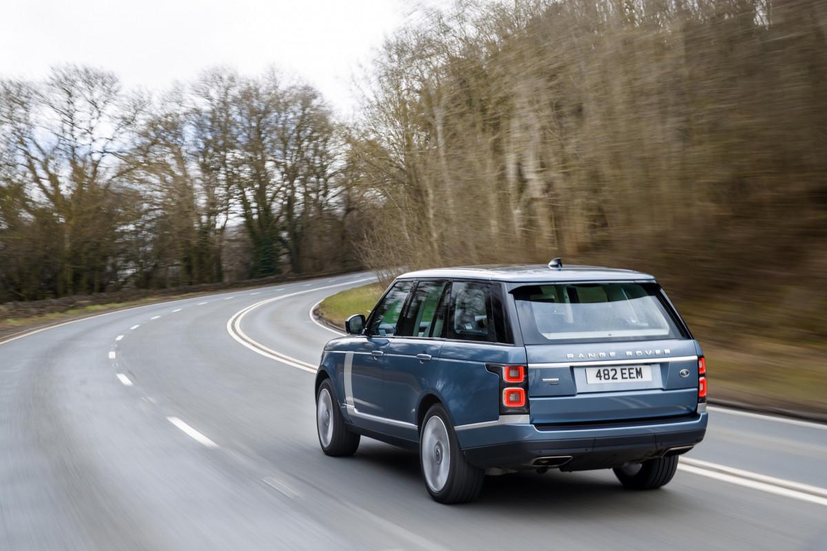 Range Rover PHEV Review