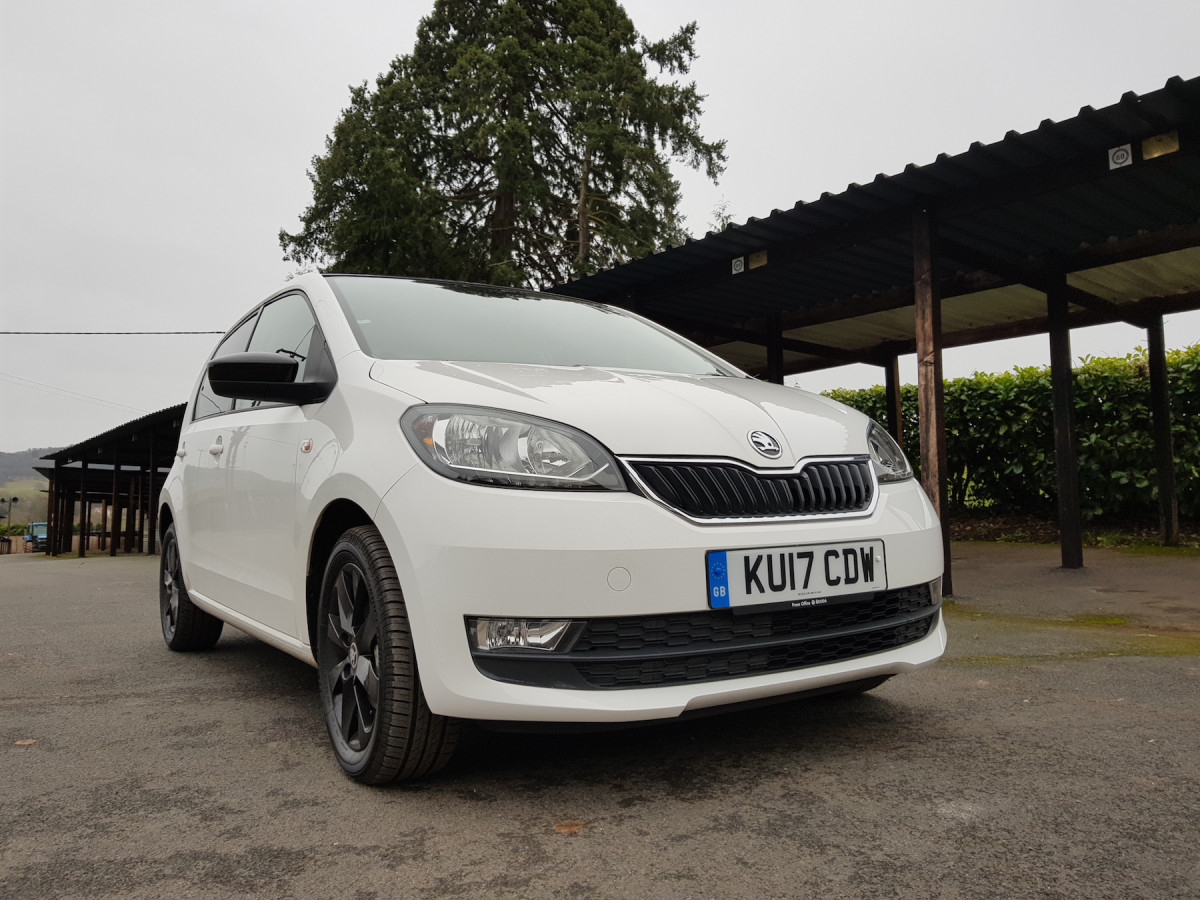 Skoda Citigo Review