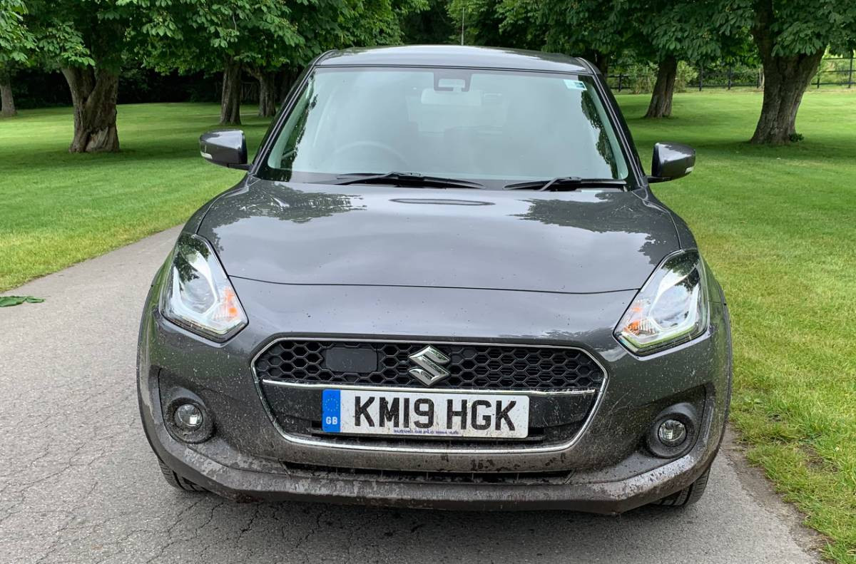 Suzuki Swift SZ5 ALLGRIP 4WD Hybrid Review
