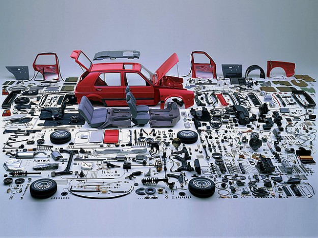 Can You Identify These Car Parts?