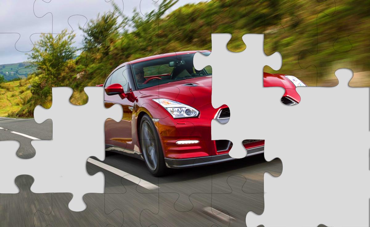 The Car Jigsaw Quiz