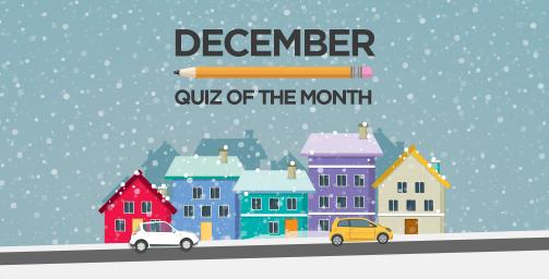 Motoring Quiz of the Month - December
